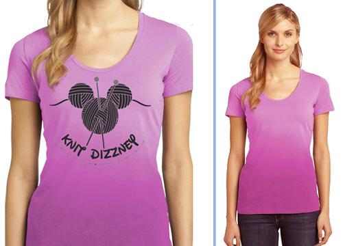 2013 Official Knit Dizzney T-shirts