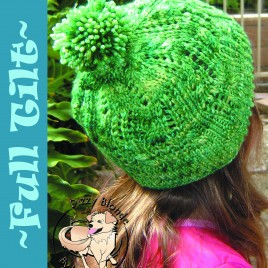 Pattern – Full Tilt  Child's cap