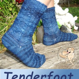 Pattern – Tenderfoot Socks