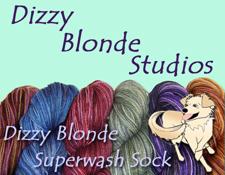 Dizzy Blonde SW Fingering