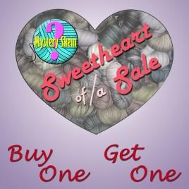 Mystery Skein Sweetheart Deal