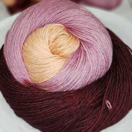 Ingenious – Brilliant Blonde SW Merino Sparkle Base