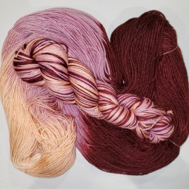 Ingenious – Dizzy Blonde SW Merino Lt. Fingering Base